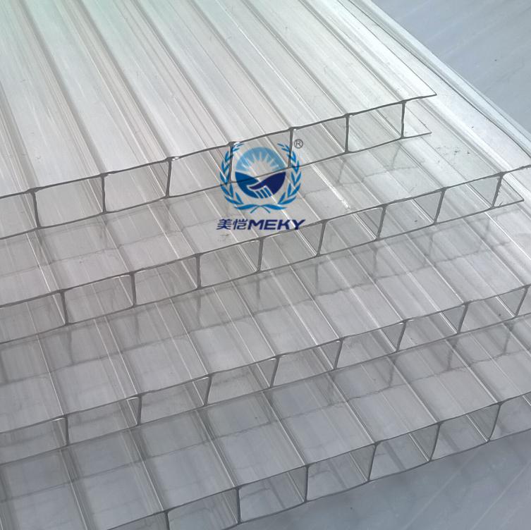 PC中空陽光板
