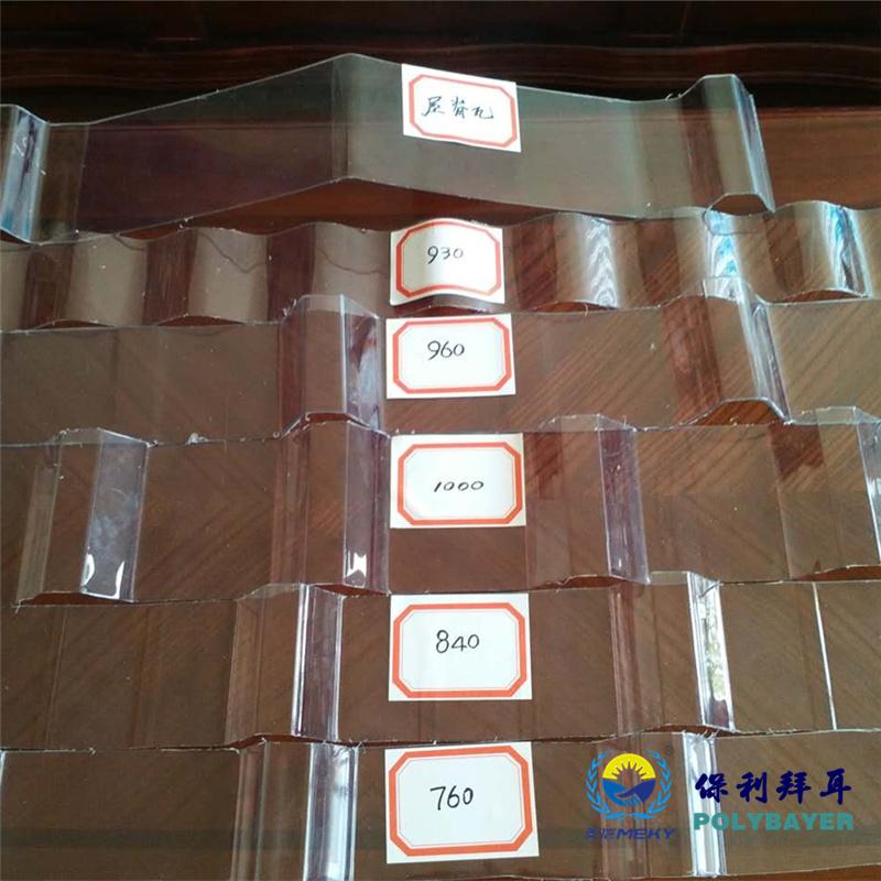 PC透明瓦,透明manbetx板,透明体育瓦,PC透明manbetx型号规格