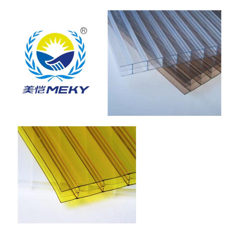 PC三層陽光板