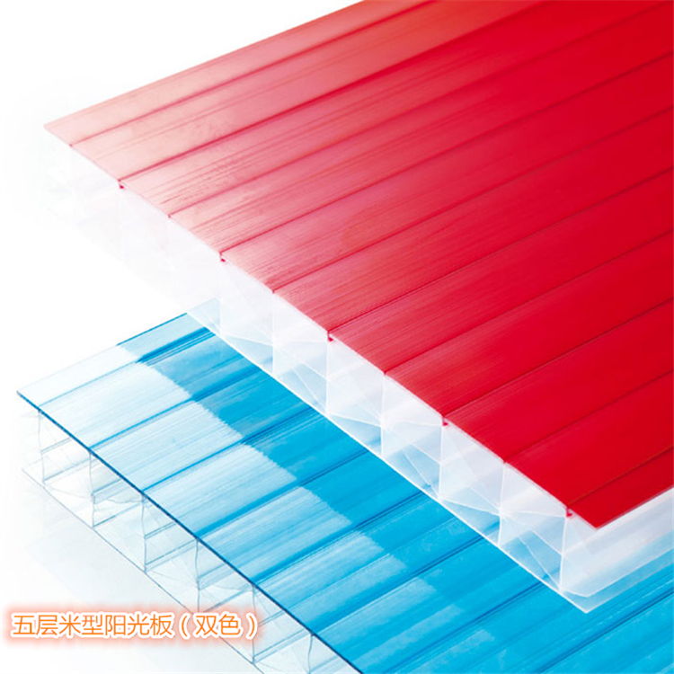pc陽光板每平米價格是多少_廠家直銷
