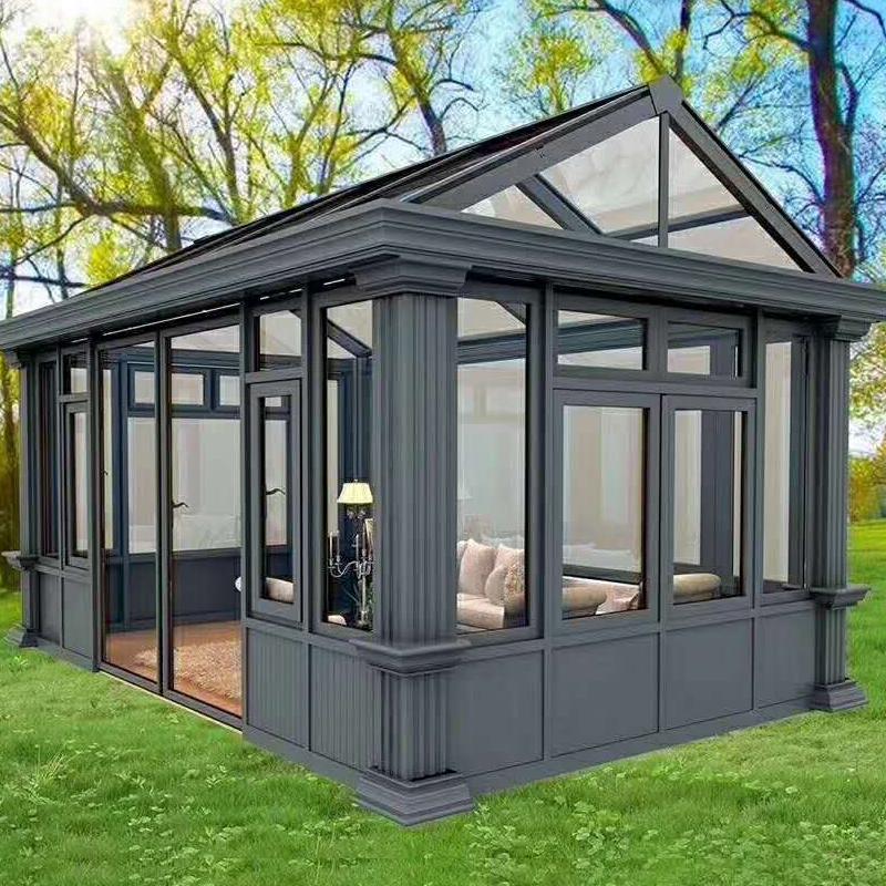 陽光板溫室陽光房,莊園露天棚