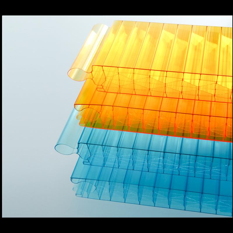40mm聚碳酸酯体育万博7层菱形(en)